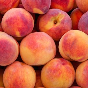 health benefits of peaches