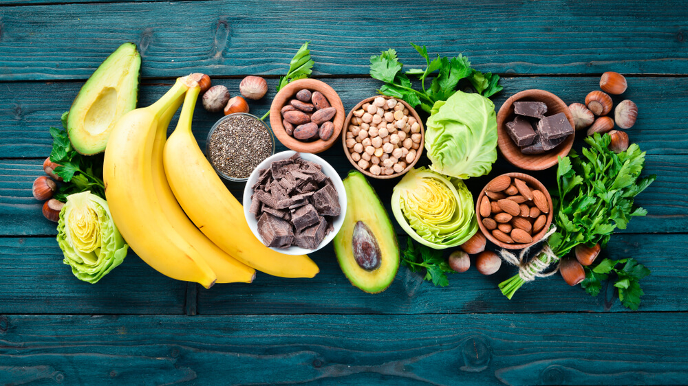 foods containing natural magnesium