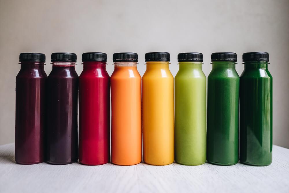 fresh pressed juice