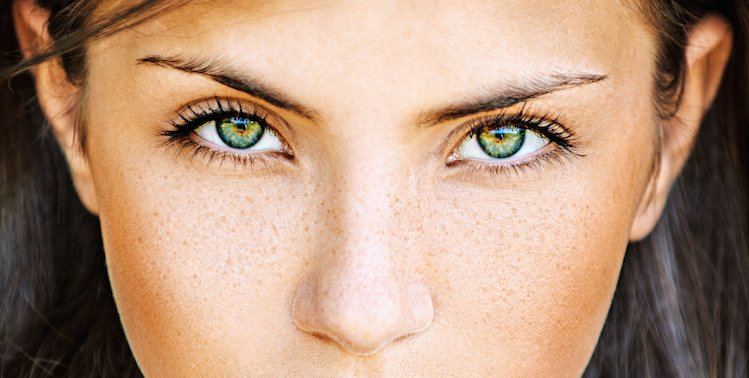healing the eyes naturally