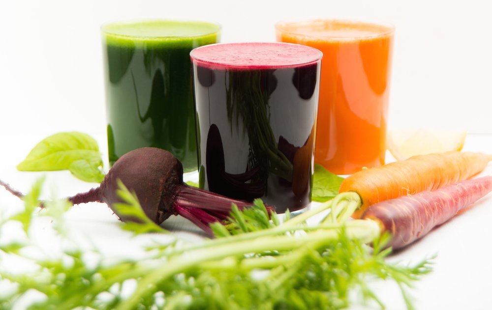 Health Benefits of Juicing in Winter