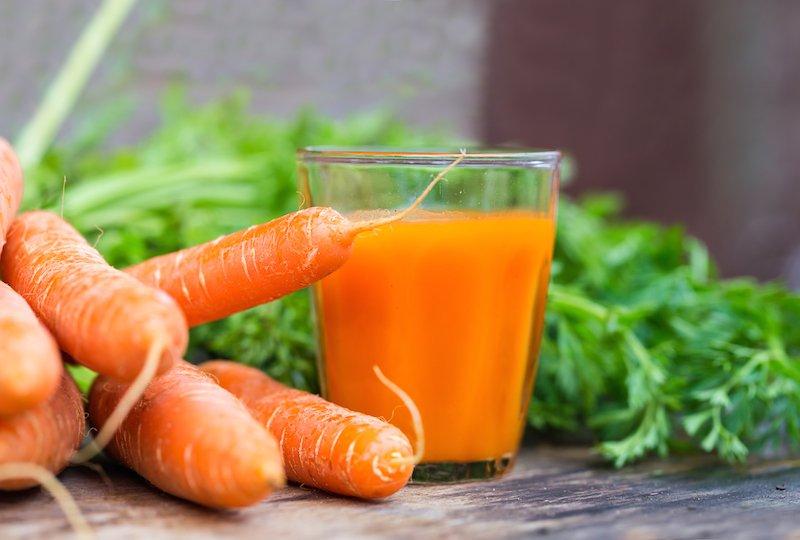 turmeric carrot juice