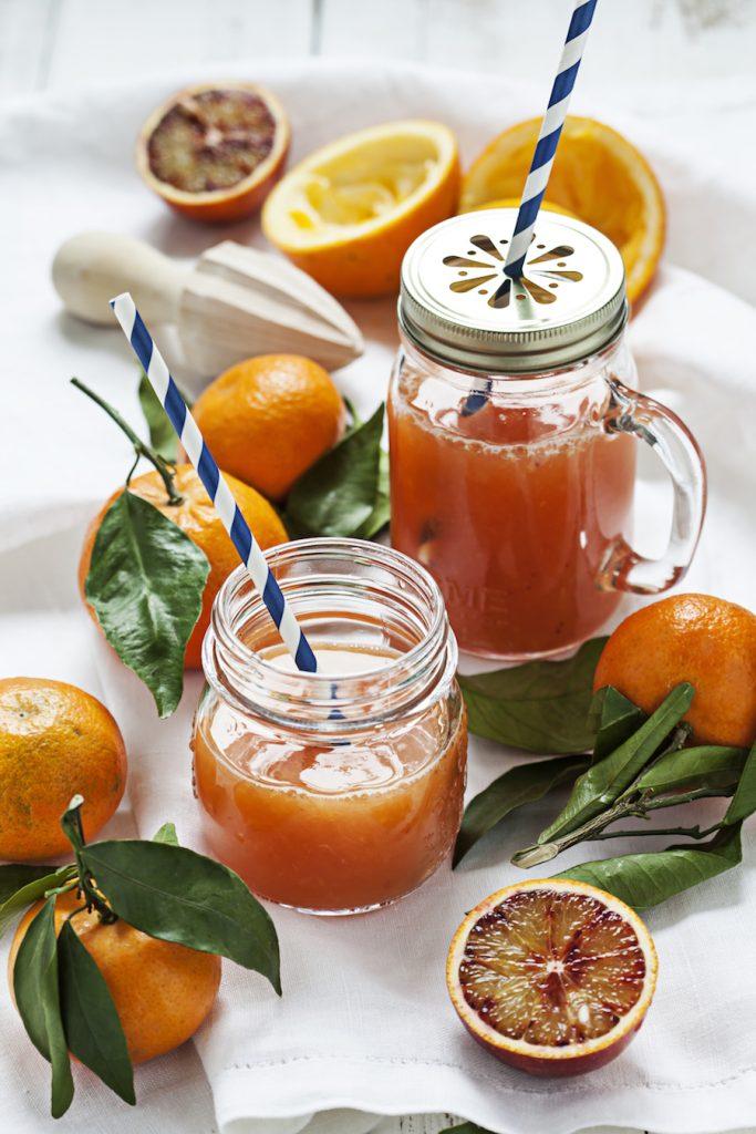Blood Orange Ginger Juice 2