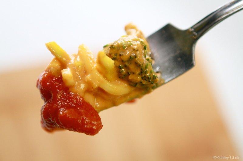 Raw Vegan Mac and Cheese