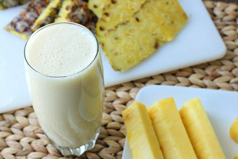 Pineapple Lemonade Smoothie
