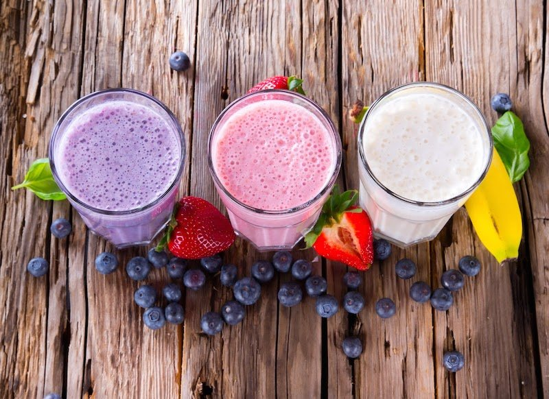 breakfast replacement smoothie