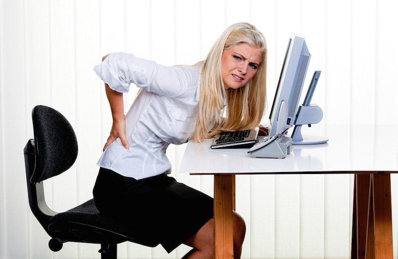 Health Dangers of Sitting Too Long