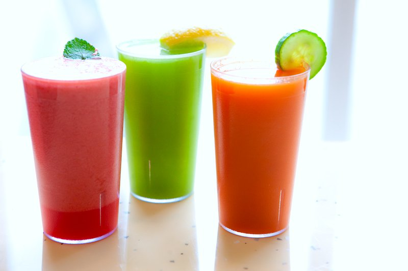 Juices For Total Cellular Regeneration