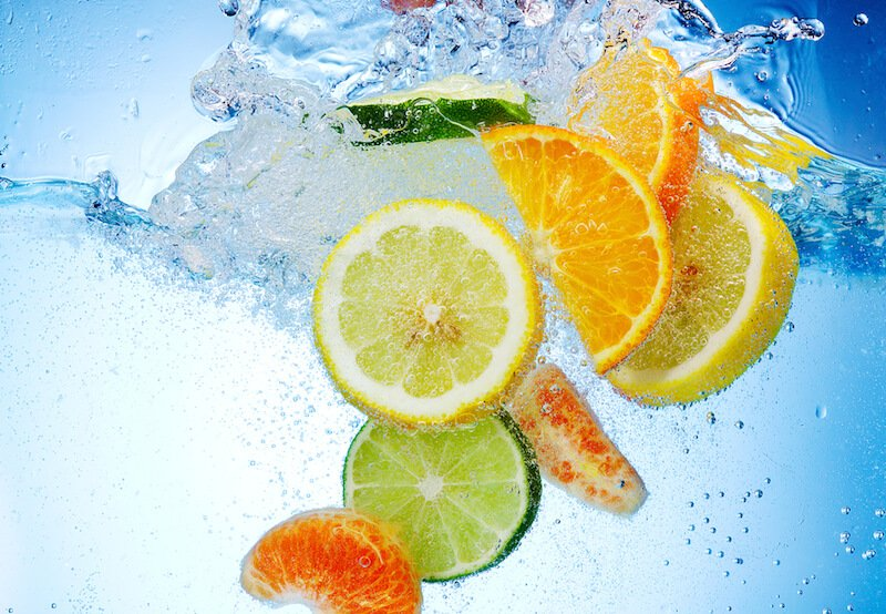 water dense foods