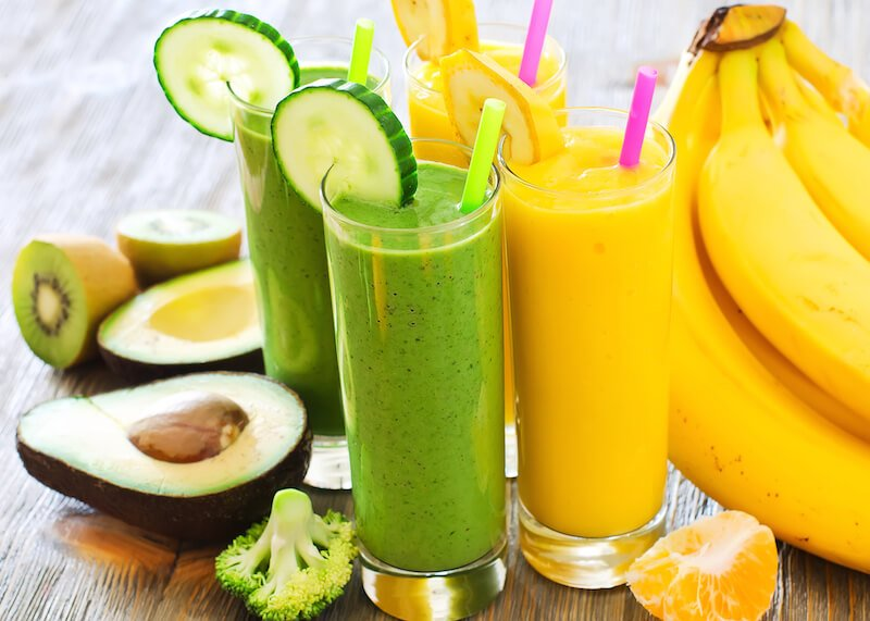 Vitamin A Booster Smoothies