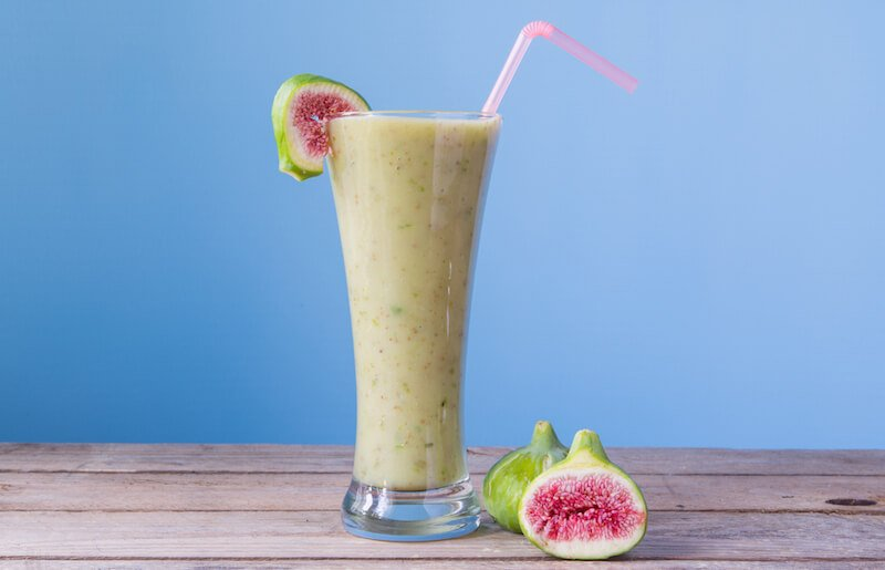 Vanilla Fig Smoothie