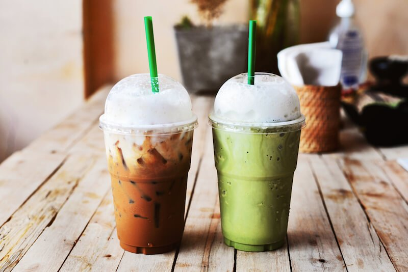 Iced Coffee Alternatives