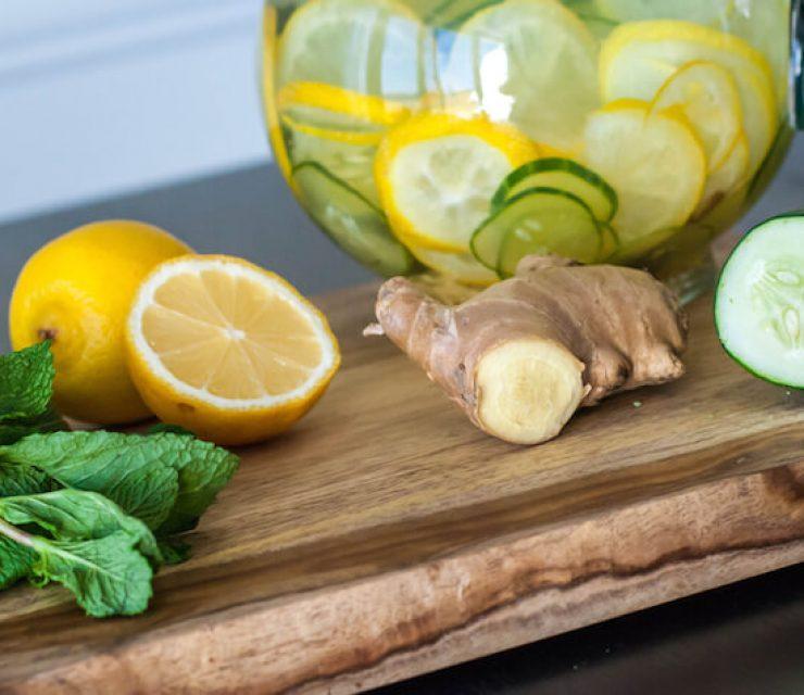 отзывы похудение с имбирем и лимоном