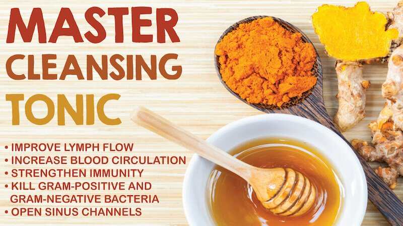 Master Cleansing Tonic