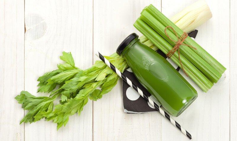 Celery Cucumber Juice