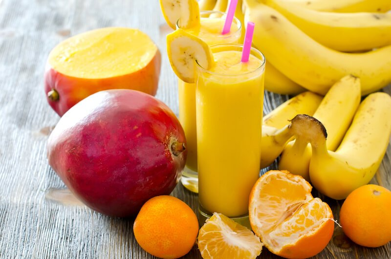 Mango Smoothie To Improve Your Sex Life