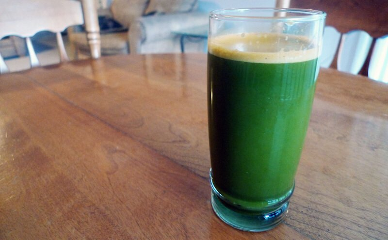 Watercress Juice Recipe