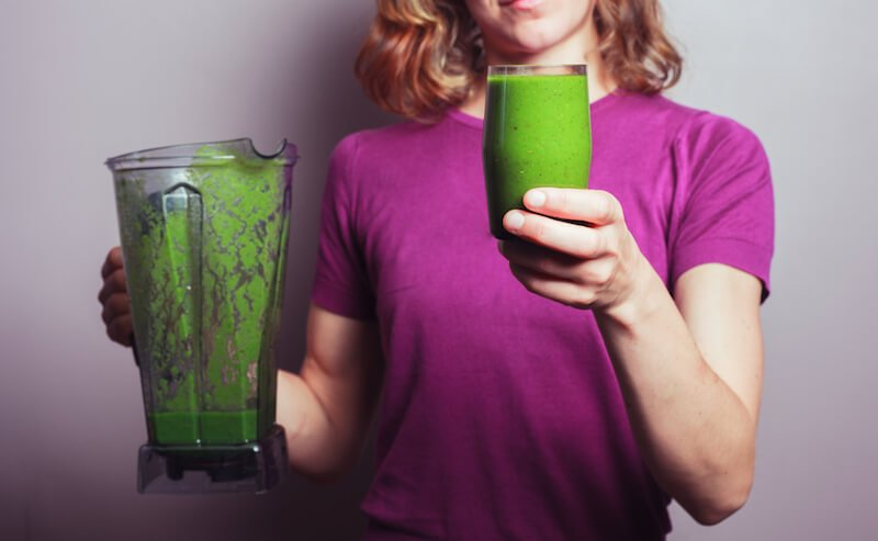 green-flax-smoothie-colon-cleanse