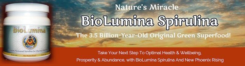 Biolumina Spirulina