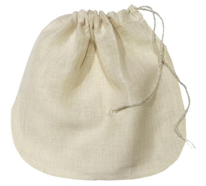 P F All Natural Hemp Nut Milk Bag
