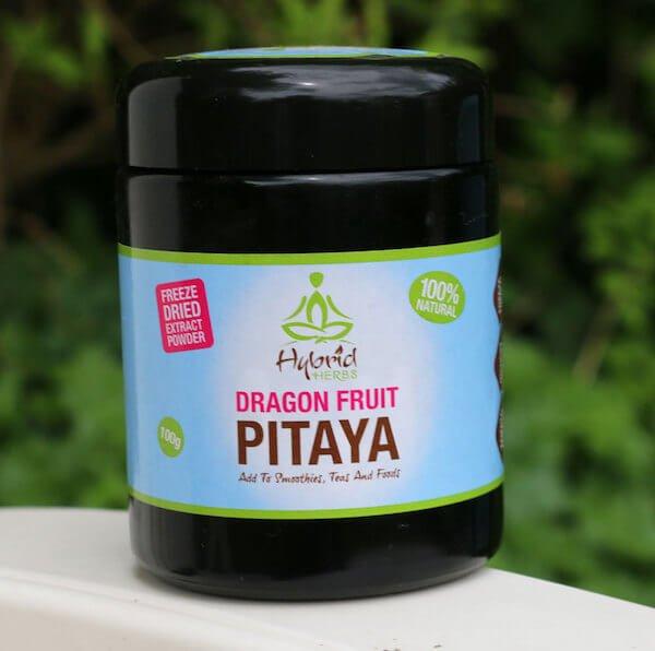 Dragon Fruit Pitaya Freeze Dried Extract Powder Live