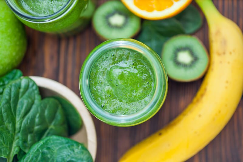 Super Detox Colon Cleansing Smoothie