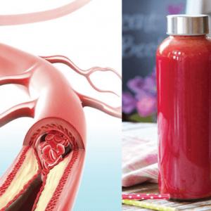 artery scrubbing juice