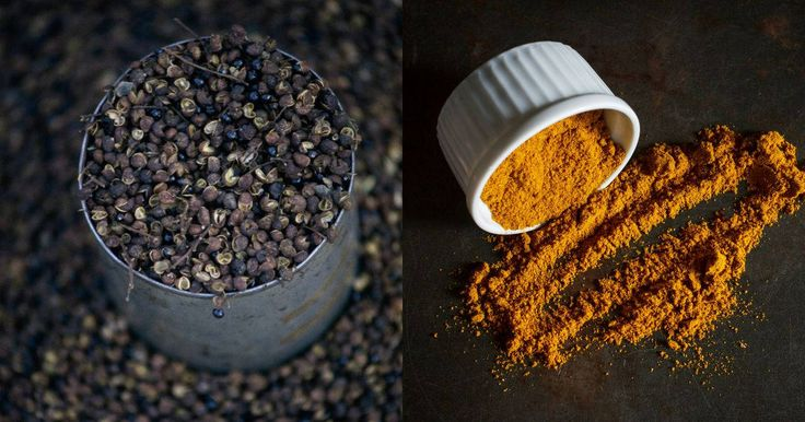 Curcumin And Pepper