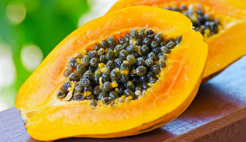 Papaya Is The Best Fruit for Breastfeeding Mom