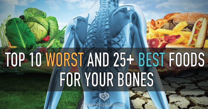 Foods That Eat Your Bones