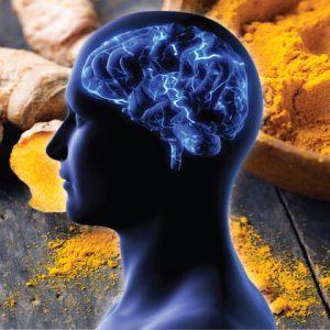 turmeric brain food