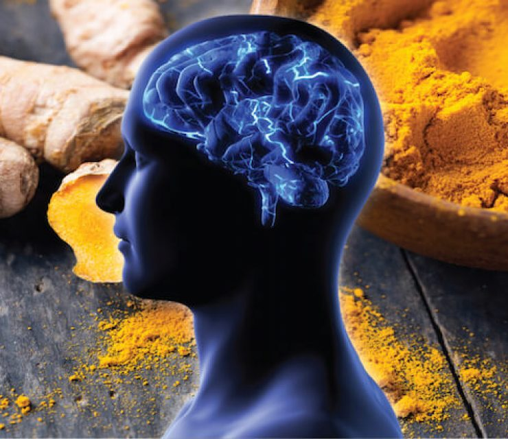 turmeric brain food