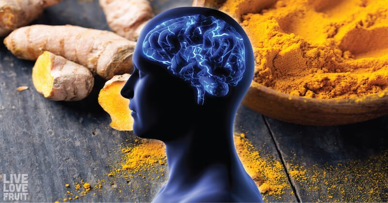 how your brain changes after consuming turmeric