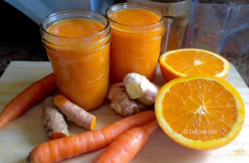 Turmeric Juice Recipe