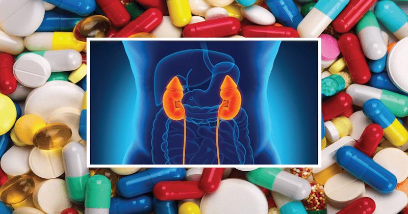 Drugs That Cause Kidney Damage