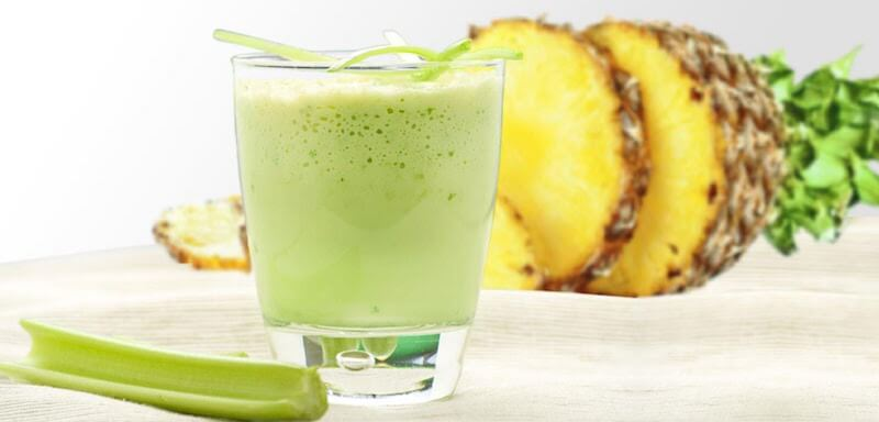 3-Ingredient Celery Juice