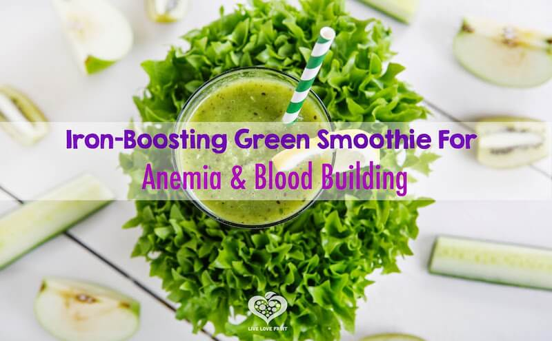 Iron-Boosting Green Smoothie