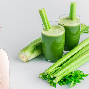 green juice with illustration of lungs beside