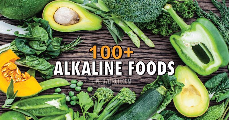Alkaline Foods That Fight Cancer