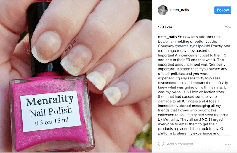 This Is What Happens To Your Body 10 Hours After Putting On Nail Polish