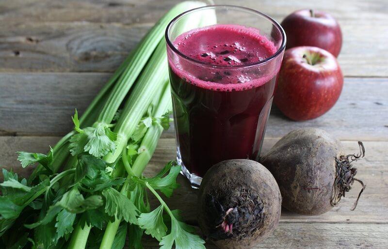 Celery Beet Juice Recipe