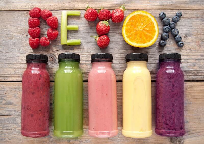 Spring Detox Smoothies