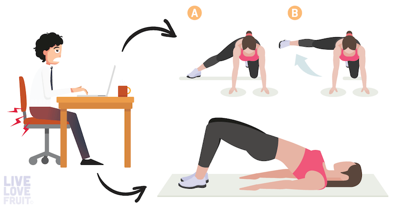 Exercises While Sitting At A Desk Hostgarcia
