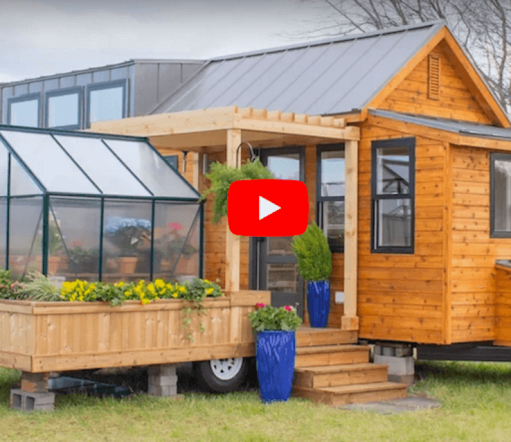 tiny mobile house