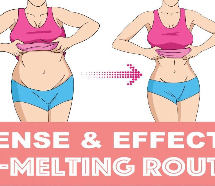 fat-melting cardio moves