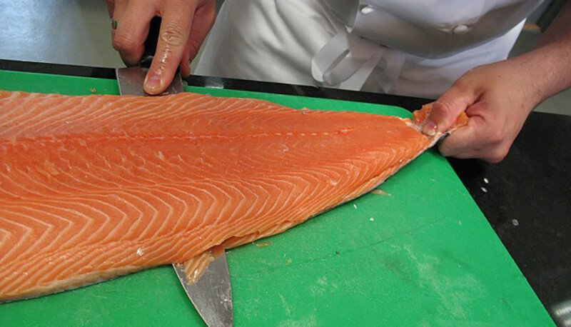 Farmed salmon science explains is one of the most toxic for Is fish considered meat