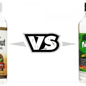 liquid coconut oil vs MCT oil