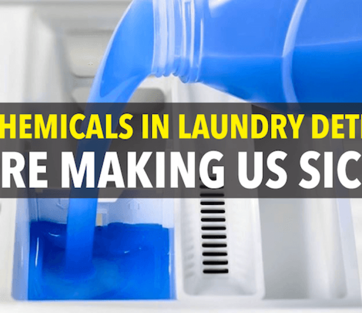 chemicals in laundry detergent
