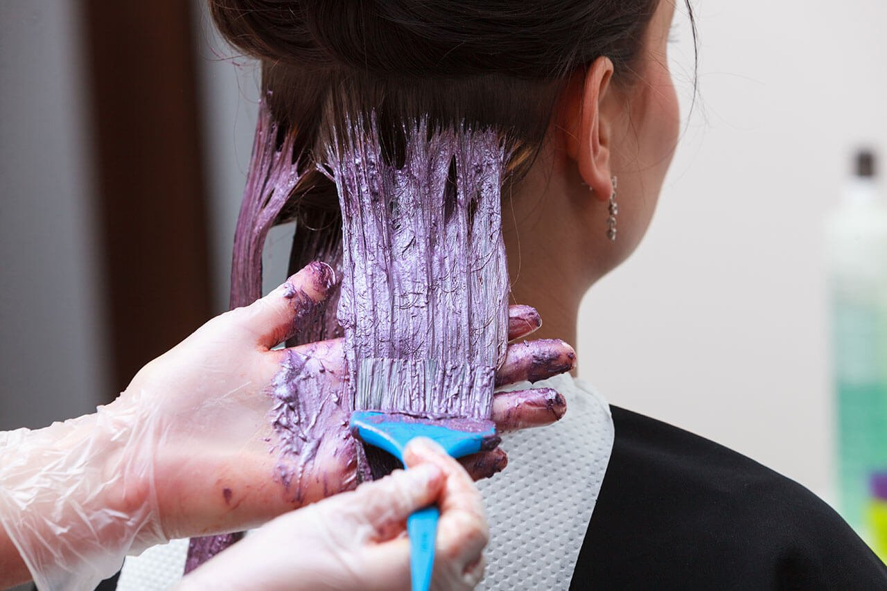 dangers of hair dye
