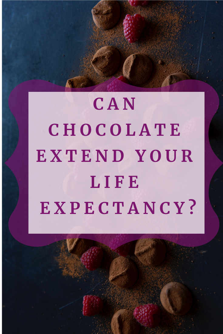 Can chocolate really extend your life?